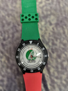 Vintage Heineken horloge the whitbread round the world race 1993/1994