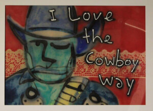 Elisen Art - The Cowboy Way